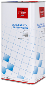 2K Clear VOC Speed Vision